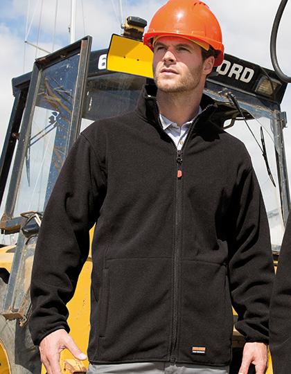 Heavy Duty Microfleece Jacket
